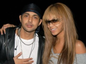Sean Paul and Beyoncé