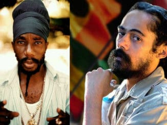 Sizzla and Damian Marley
