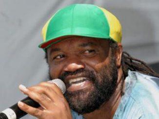 Reggae artist and promoter Tony Rebel