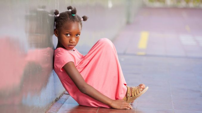 Child molestation is a big problem in Jamaica
