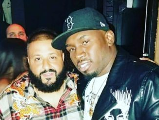 DJ Khaled and Foota Hype