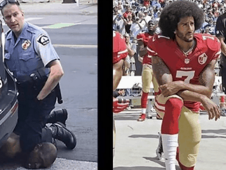 Colin Kaepernick speaks out about George Floyd's murder