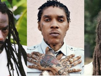 Buju Banton, Vybz Kartel and Bob Marley