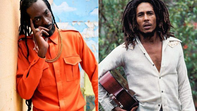 Buju Banton and Bob Marley