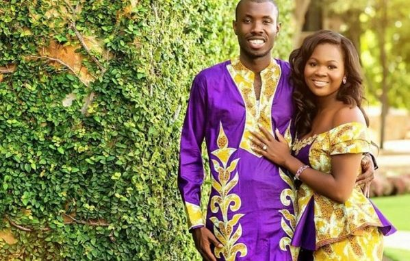 35-year-old Ghanaian pastor kills his 27-year-old wife at her job.