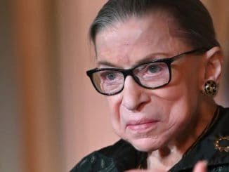 Justice Ruth Bader Ginsburg has died