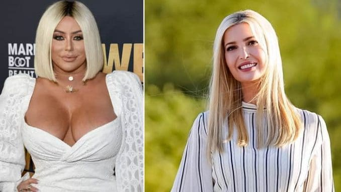 Audrey O'Day and Ivanka Trump