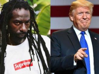 Buju Banton and Donald Trump