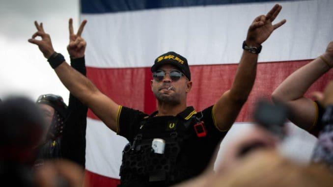 Proud Boys planning Million MAGA March in Washington DC